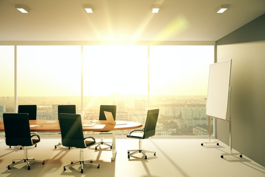 good lighting 1024x683 - Importance Of Glass Partition For Your Office