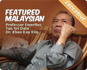 colummnist - Featured Malaysian