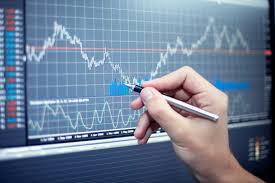 Pen on chart - Forex Trading During Coronavirus In Malaysia