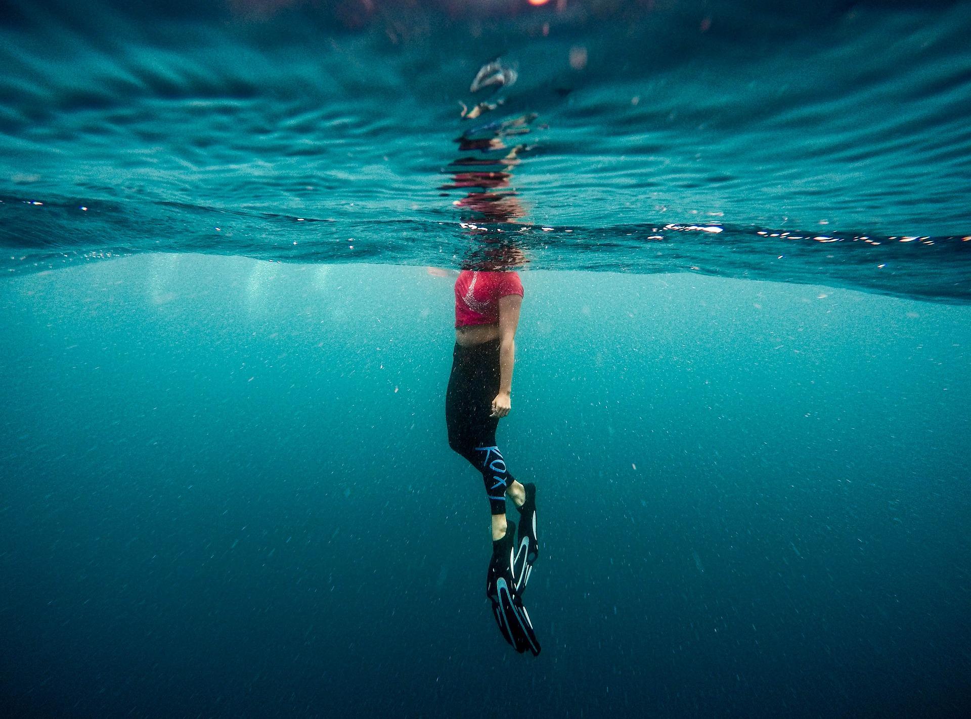 flippers 1836458 1920 - Benefits Of Scuba Diving For Children